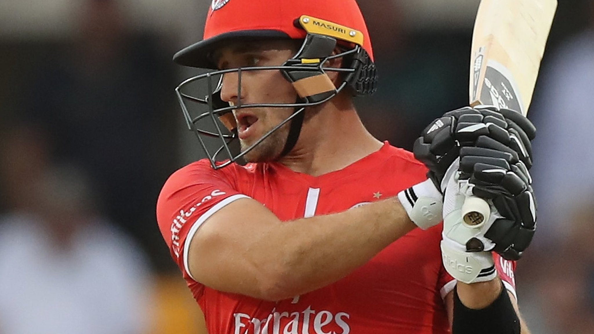 Lancashire beat Foxes by eight wickets to go top of group