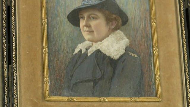Elsie Bowerman portrait