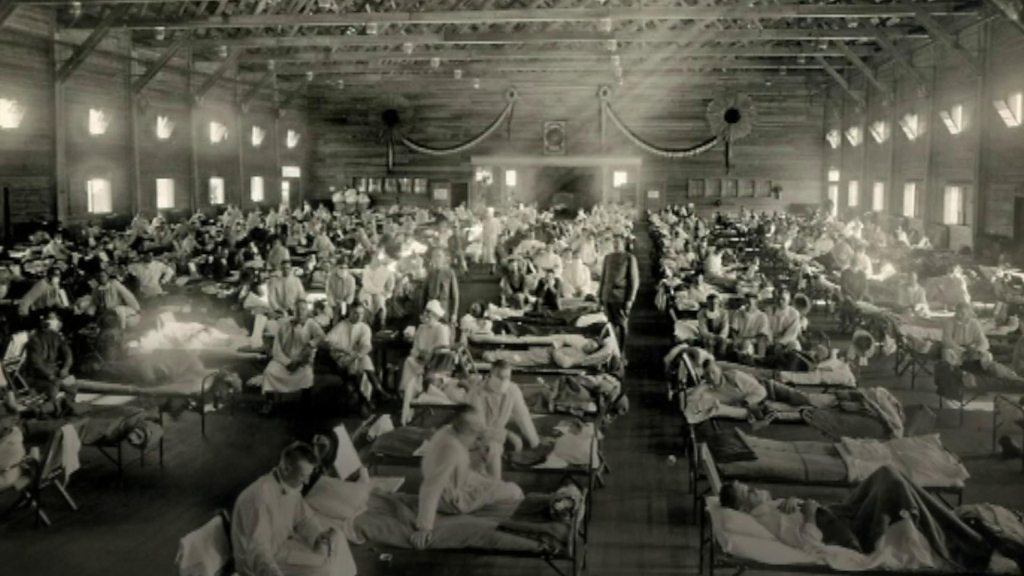 How Spanish Flu swept the globe 100 years ago