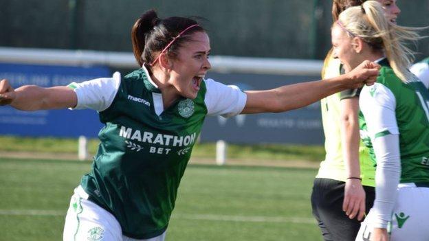Napier & Reilly inspire Hibs comeback - SWPL round-up