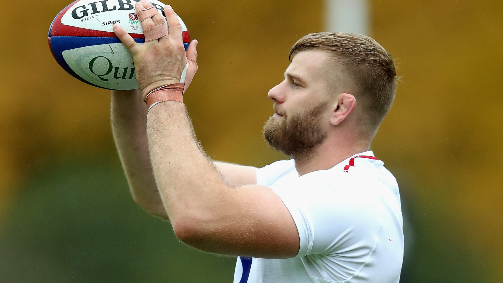 England's Kruis ruled out of final two autumn Tests