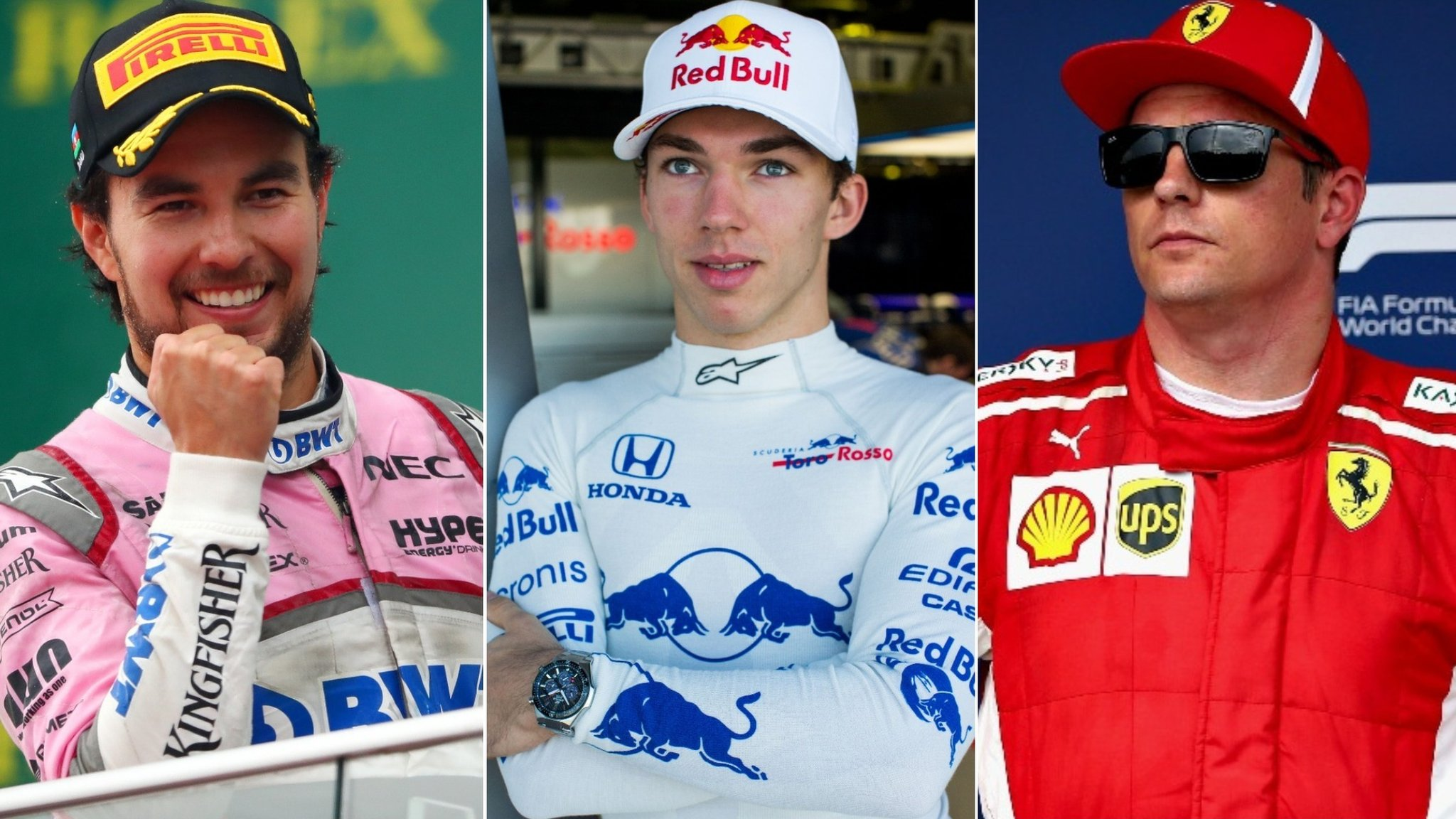 Vandoorne? Gasly? Raikkonen? Who do you want as the next Red Bull driver?
