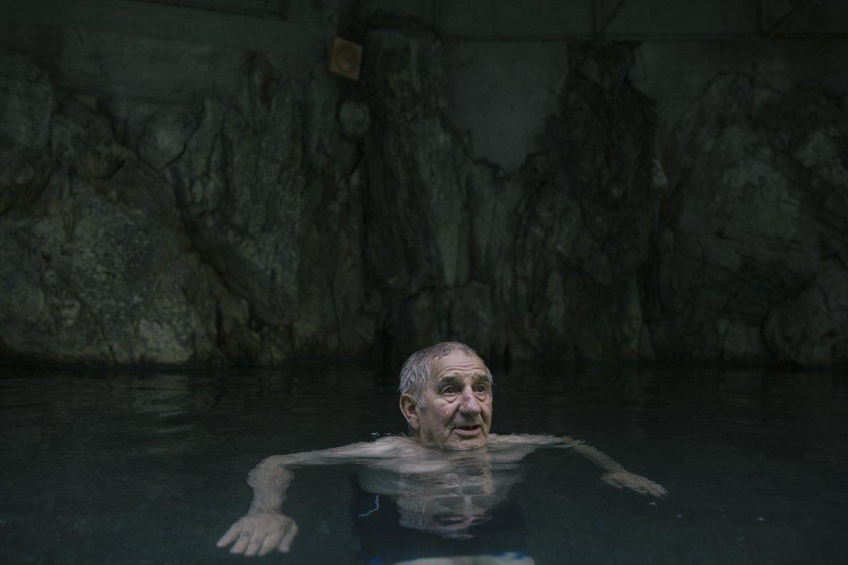 Kupanje u Visockoj Banji
