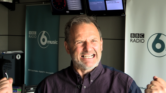 Mark Radcliffe shares his Manchester City memories