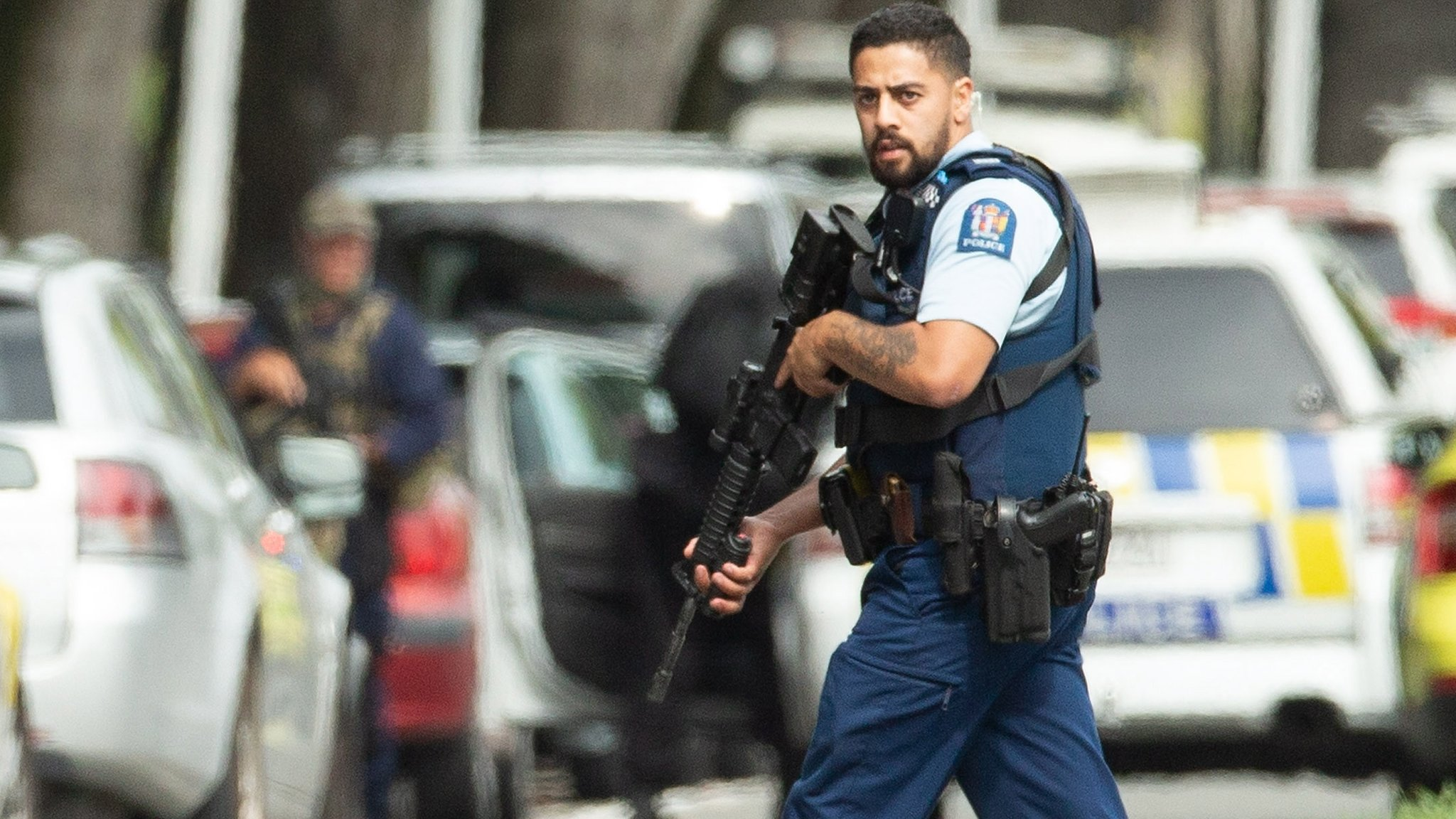 Masjid Christchurch Update: New Zealand Shooting UPDATES: Gunmen Kill 40 In
