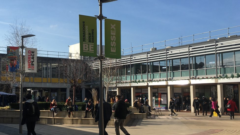 Anti-Semitism: University of Essex suspends worker amid row