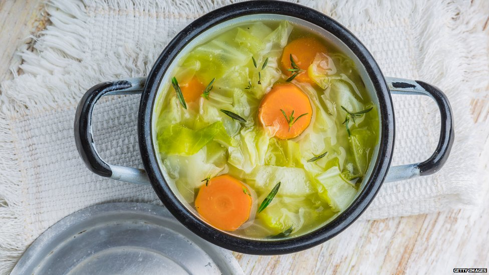 the original columbia presbyterian cabbage soup diet