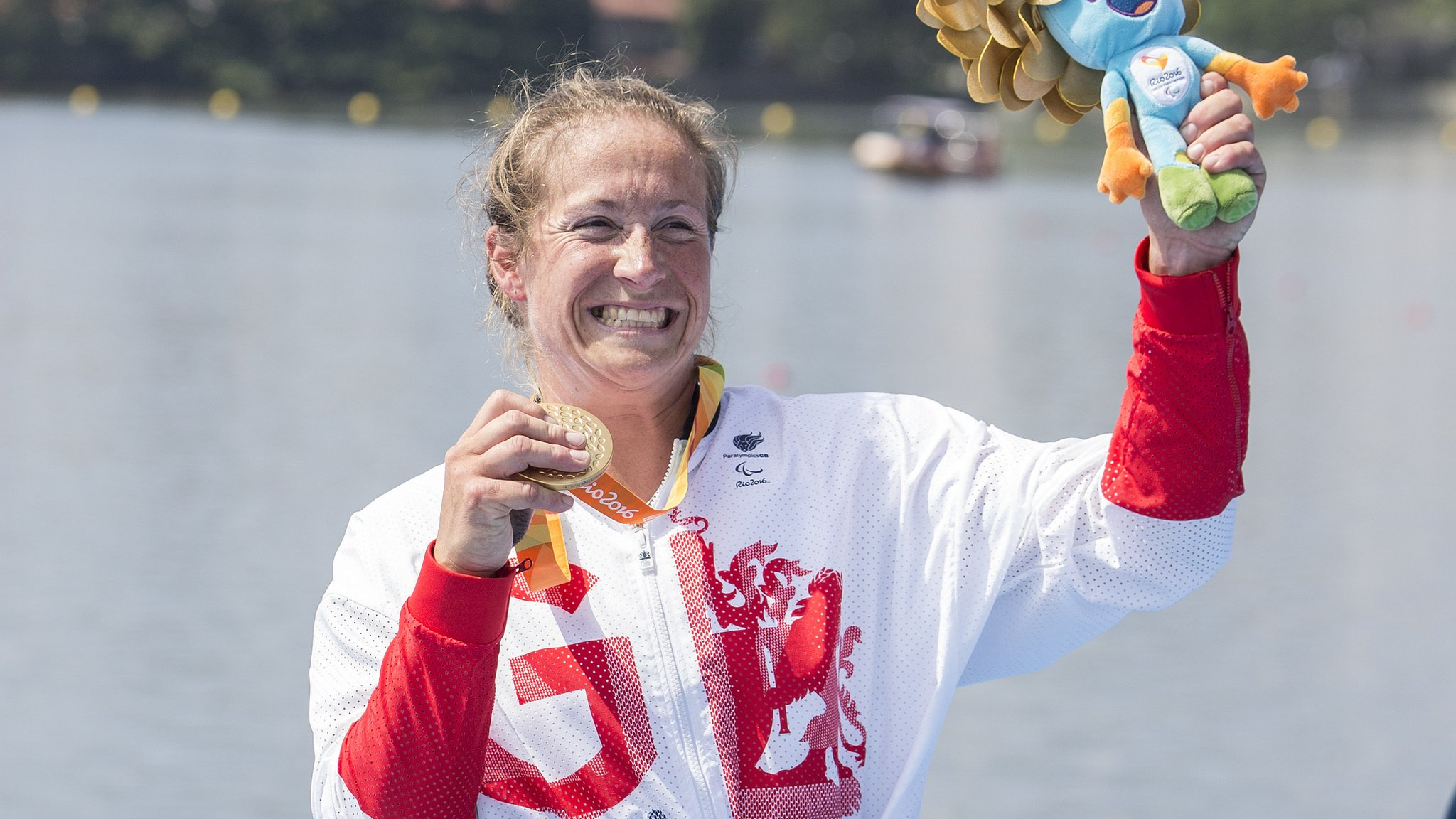 Rachel Morris: Paralympic cycling and rowing champion targets skiing