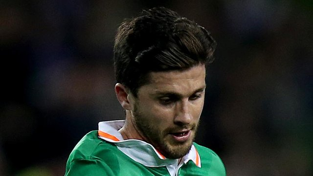 Shane Long's goal earned a shock 1-0 win over world champions Germany last October