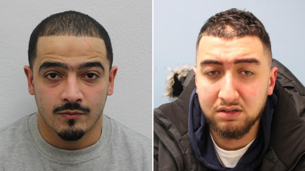 New Year Park Lane stab death: 'Dangerous' men hunted