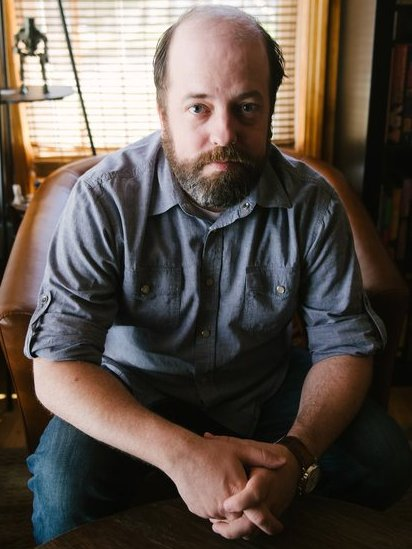 Writer David Hopkins