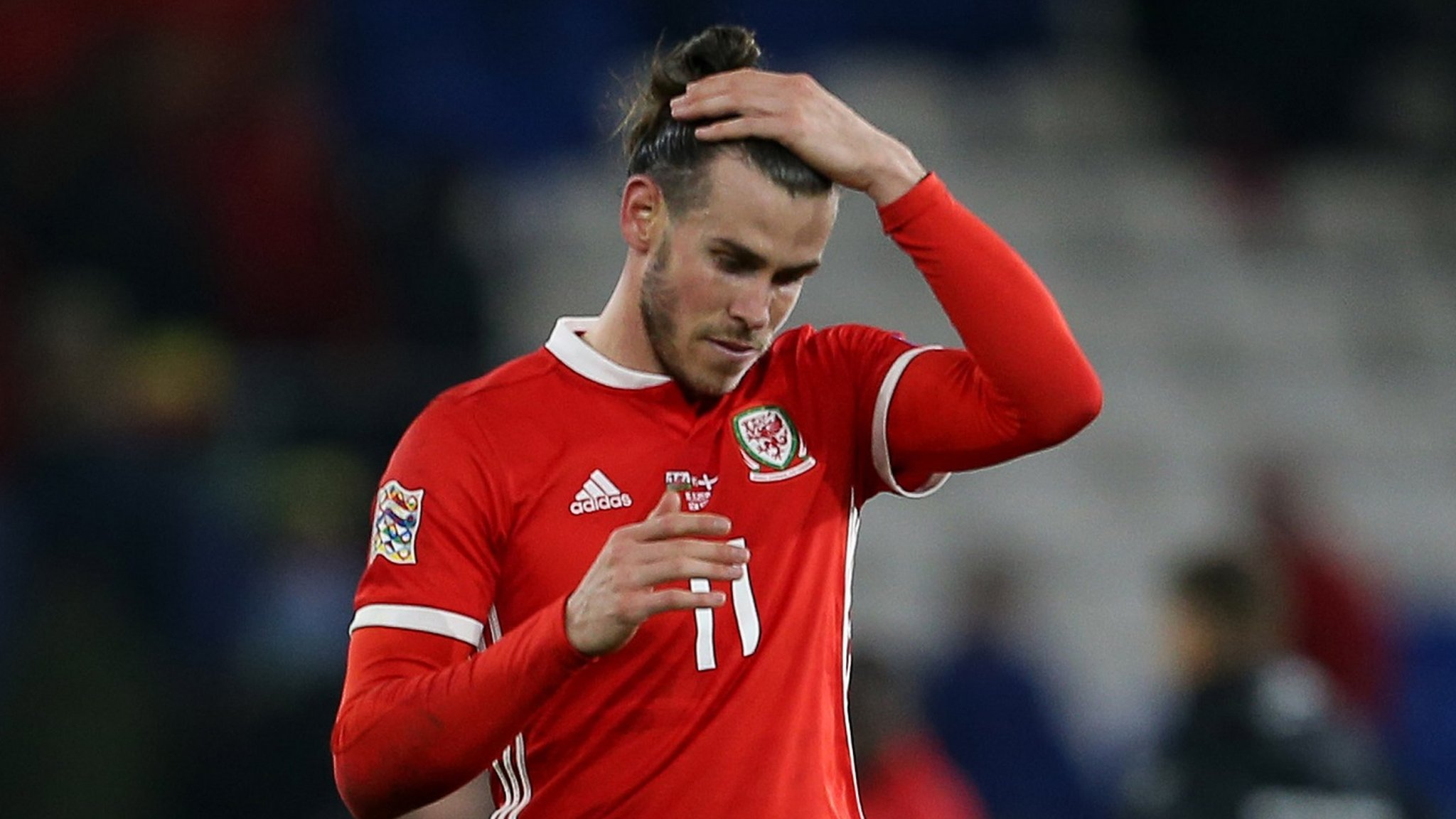 Gareth Bale: Wales out of luck against Denmark, says Real Madrid forward
