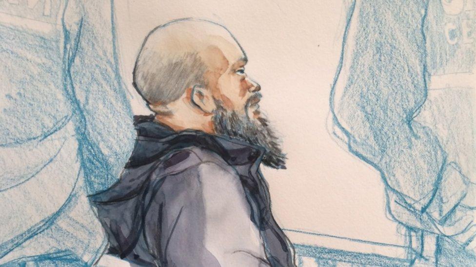 Aine Davis in court in Turkey on Tuesday