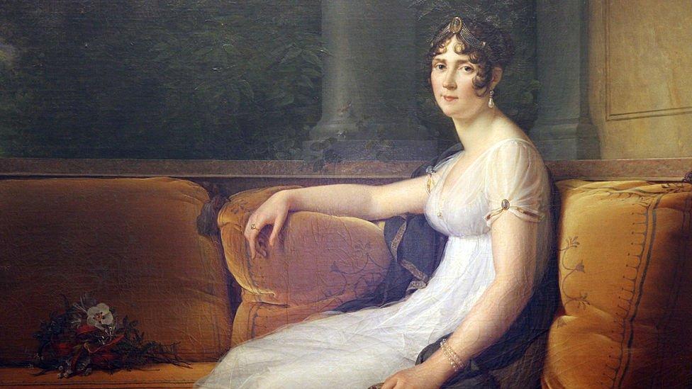 Retrato de Josefina