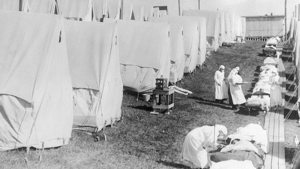 Hospital 1917-18