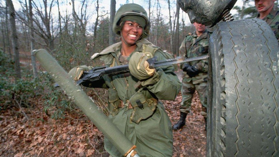 Agresivni napadi bajonetom i dalje se izučavaju u američkoj vojsci