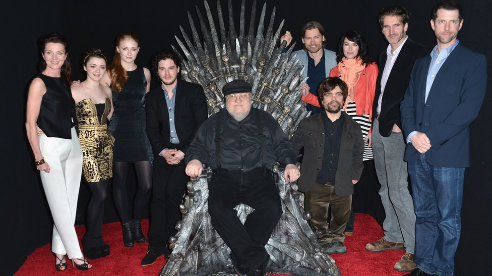 Reparto de Game of Thrones