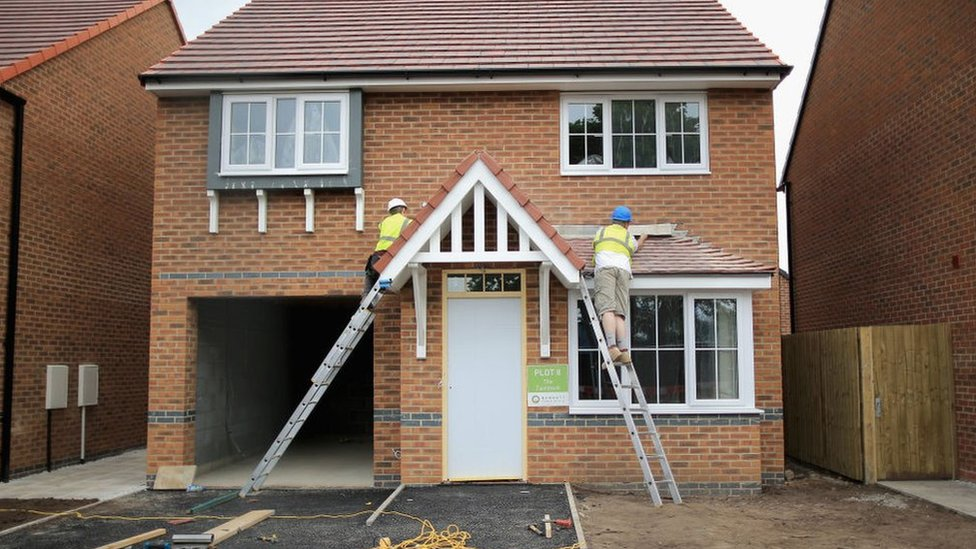 New homes plan revised after Tory backlash thumbnail