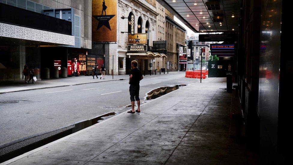 Broadway theatres