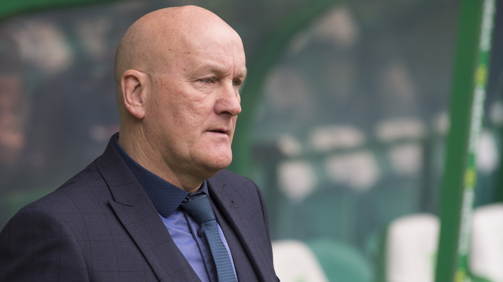 Jim Duffy: Dumbarton appoint former Morton boss as manager