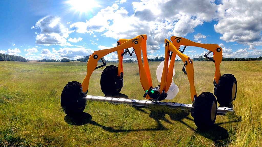 Portsmouth company designs three farming robots