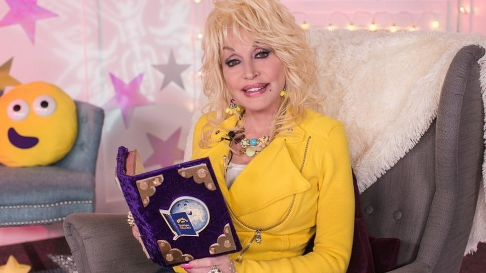 BBC News - Doncaster Council ends Dolly Parton book scheme