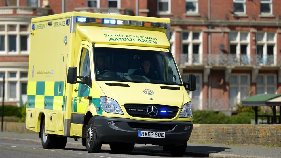 South East Coast Ambulance Service 'to be put in special measures'