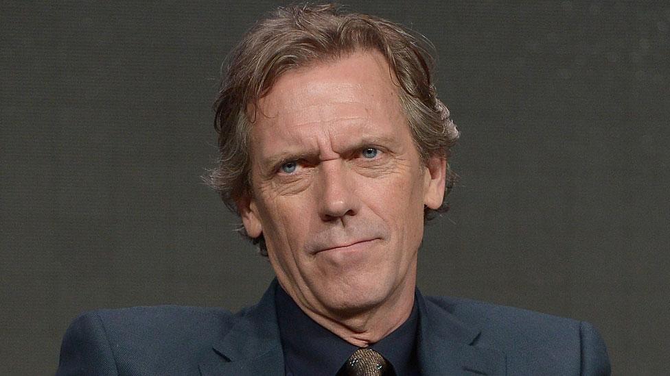 Hugh Laurie in 2016