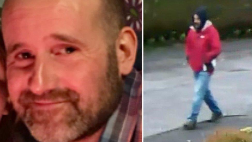 Body formally identified as missing man Martyn Cruickshank