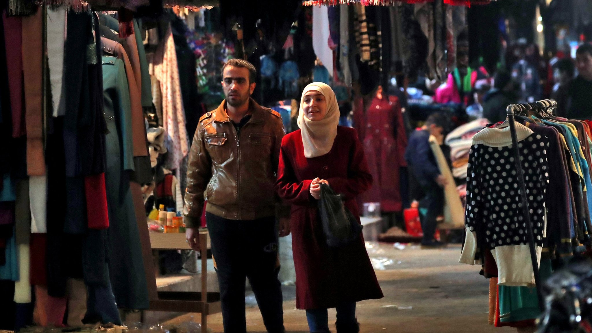 Syrian film aims to cut capital city's divorce rate
