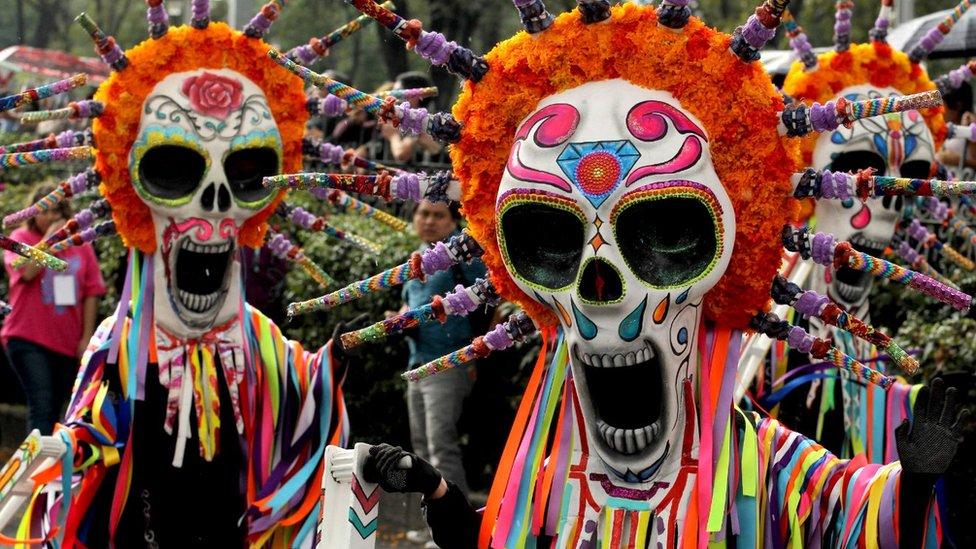parada meksiko