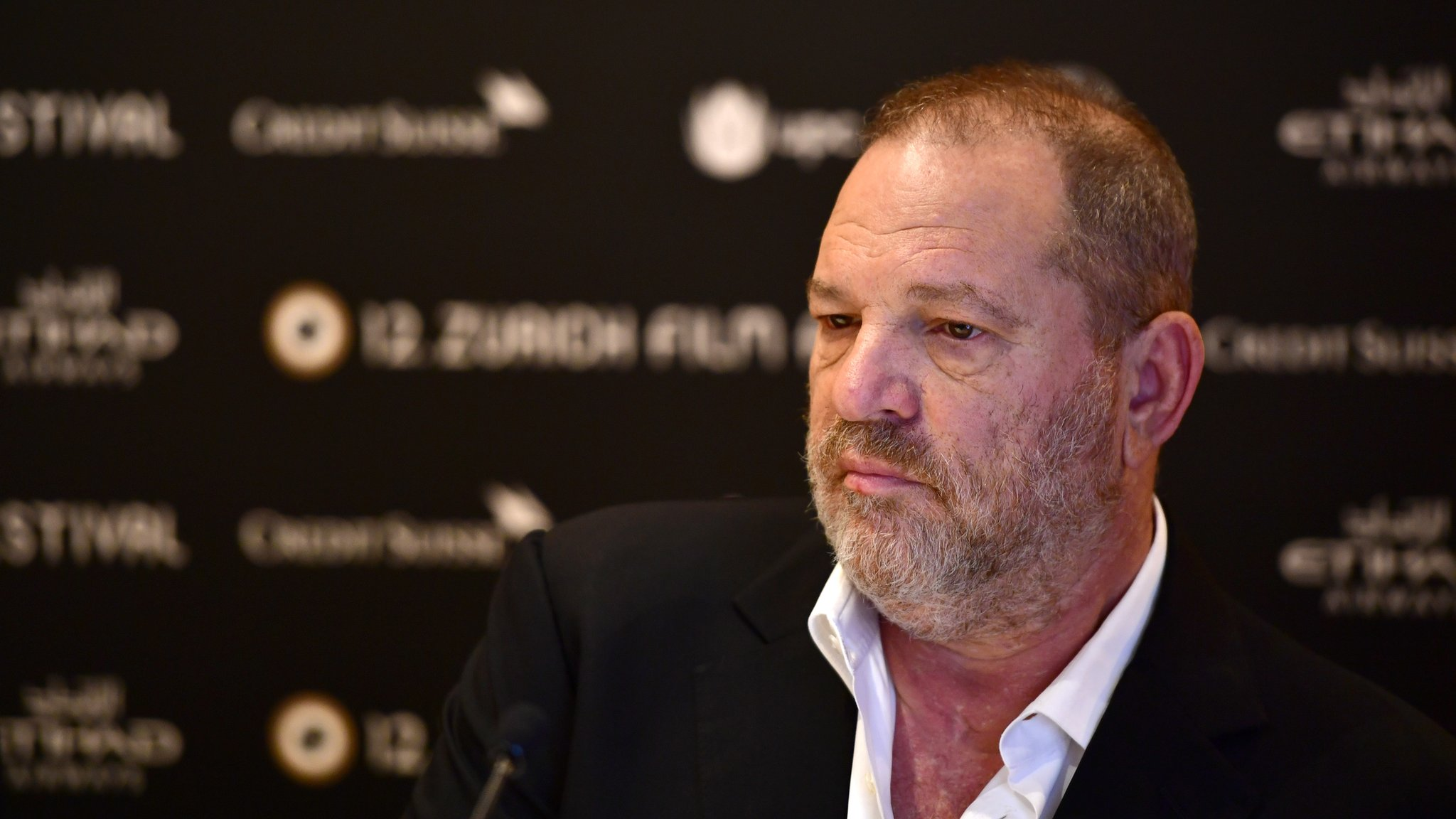 Harvey Weinstein Film Producer Says I Have Caused A Lot Of Pain Bbc News