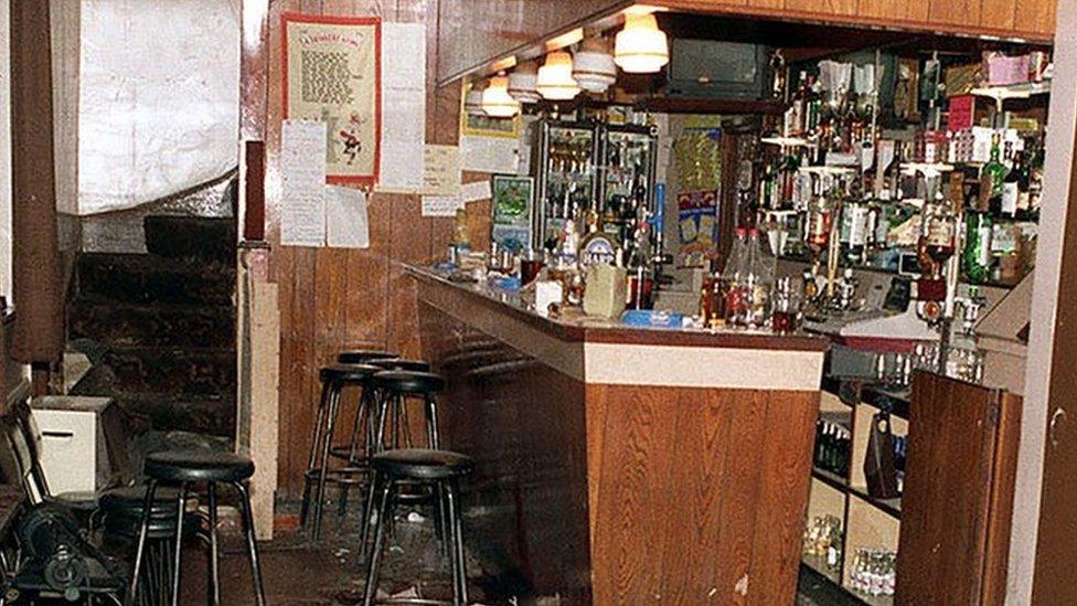 Heights Bar