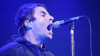 Liam Gallagher at number one on his own