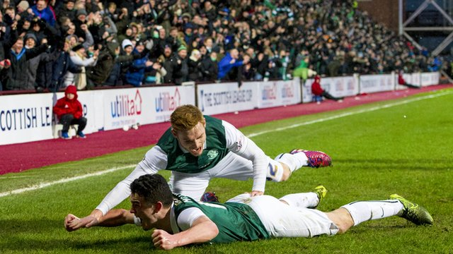 Game a good advert for SPFL - McGinn