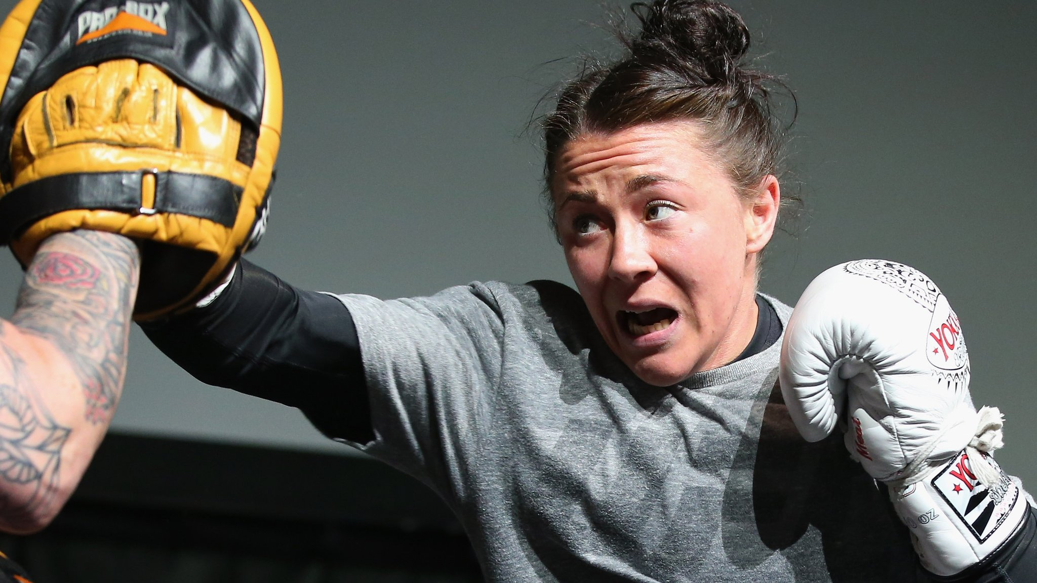 UFC: Molly McCann, Valentina Shevchenko & Joanne Calderwood encourage more women to take up MMA