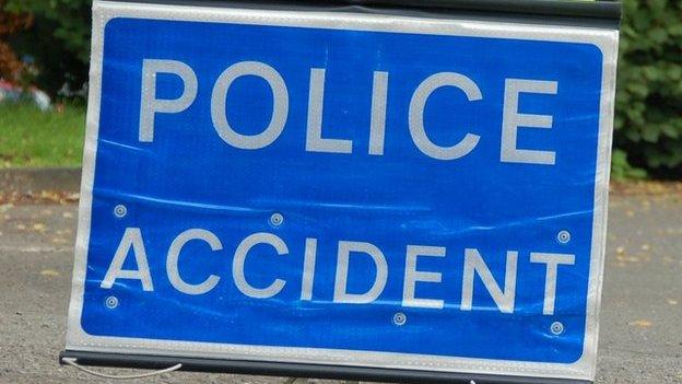 Man dies after tree falls on car in Egham