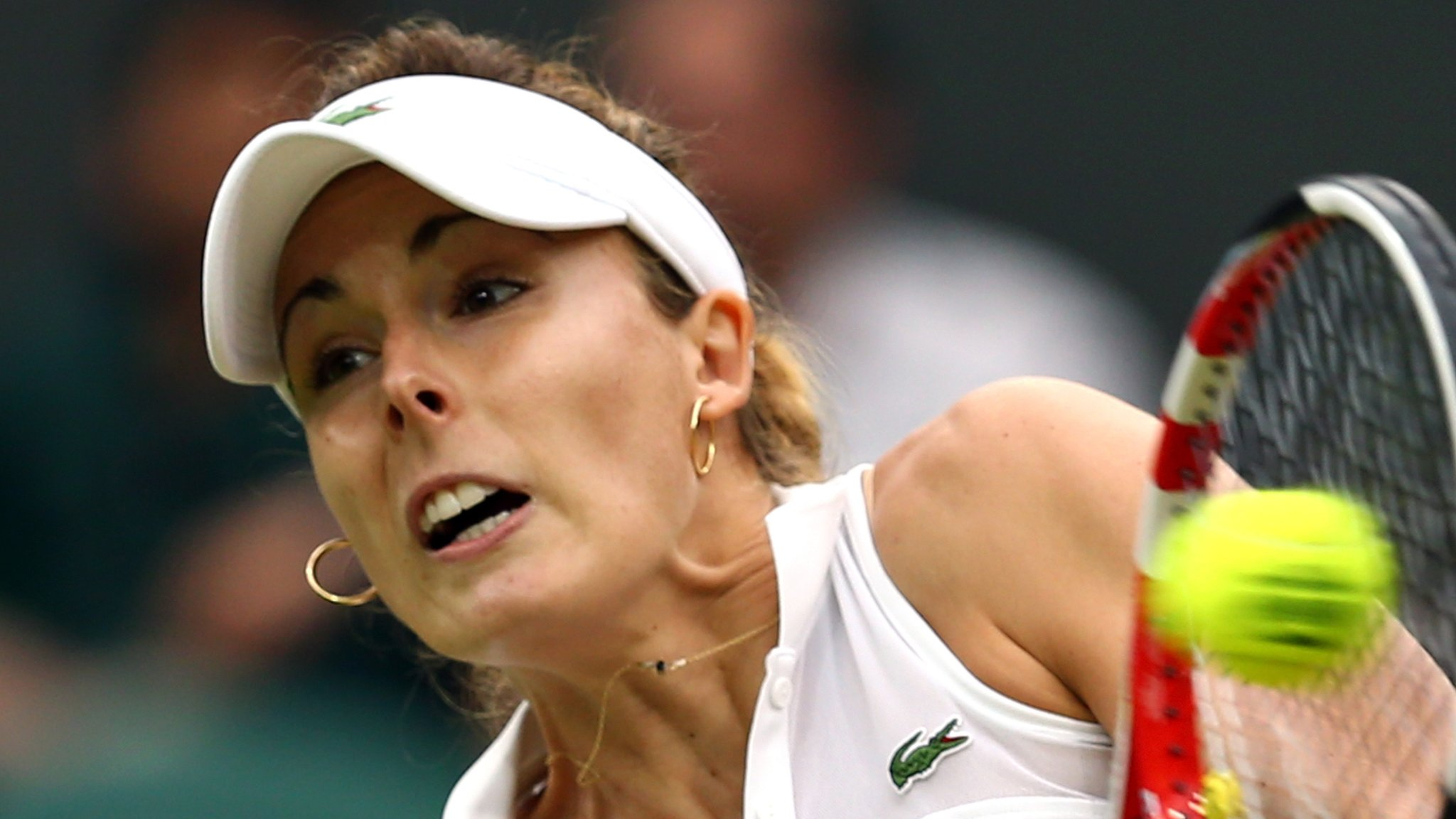 France's Cornet avoids potential ban for 'missing drugs test'
