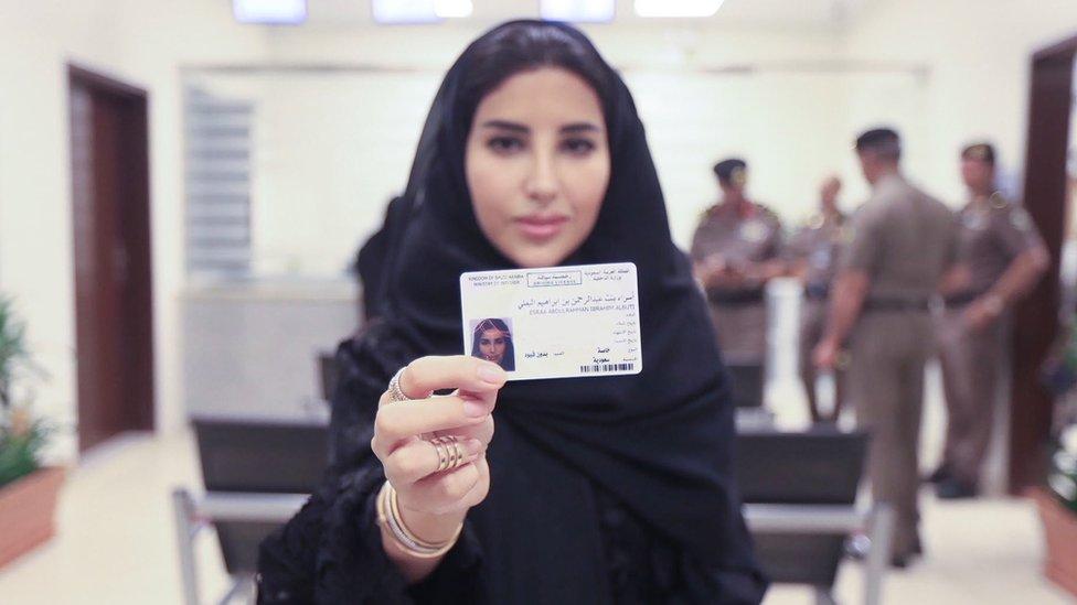 رخصة قيادة للمرأة في السعودية
