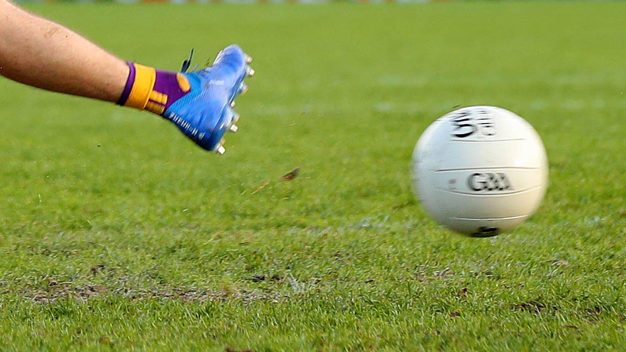 GAA player 'assaulted' during schools match