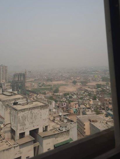 Calles de India