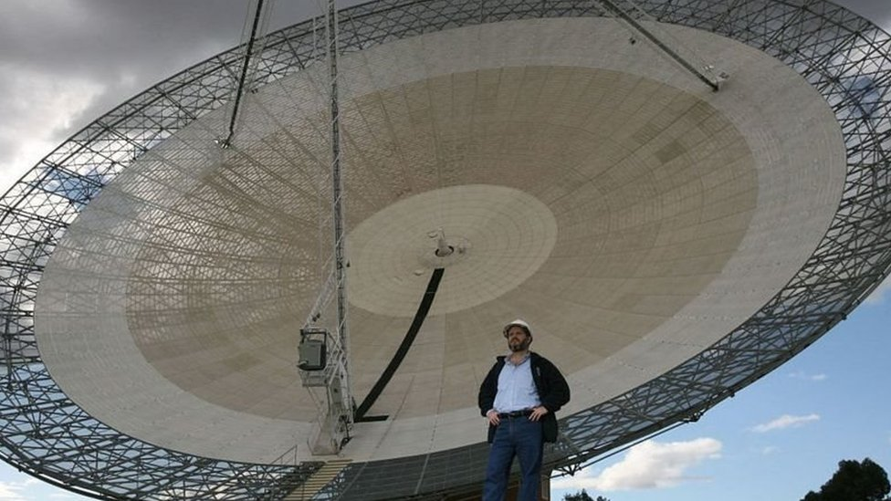 Observatorium di Australia.