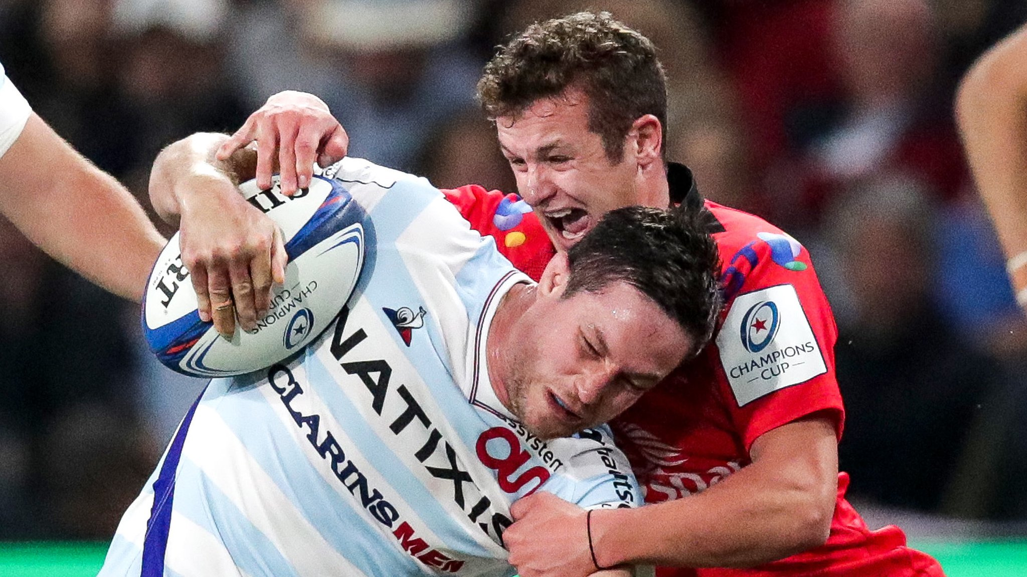 European Rugby Champions Cup: Racing 92 44-12 Ulster