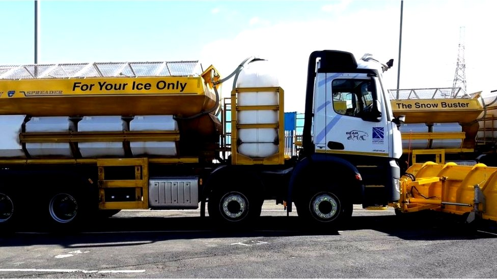 For Your Ice Only gritter
