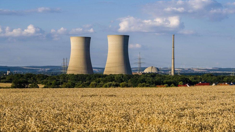 ألمانيا من الدول التي لا تريد التوسع في استخدام الطاقة النووية