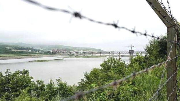 نهر تومين