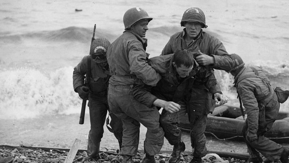 Dan D - američke trupe
