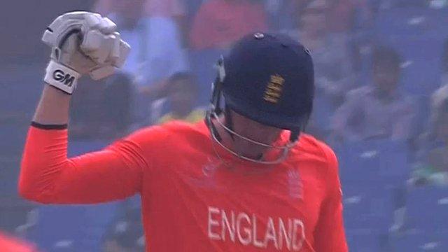 ICC U19 World Cup: Burnham century helps England beat Namibia