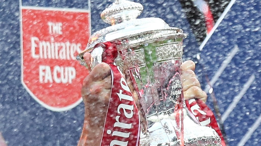 FA Cup fourth round: How to follow the action on BBC Sport