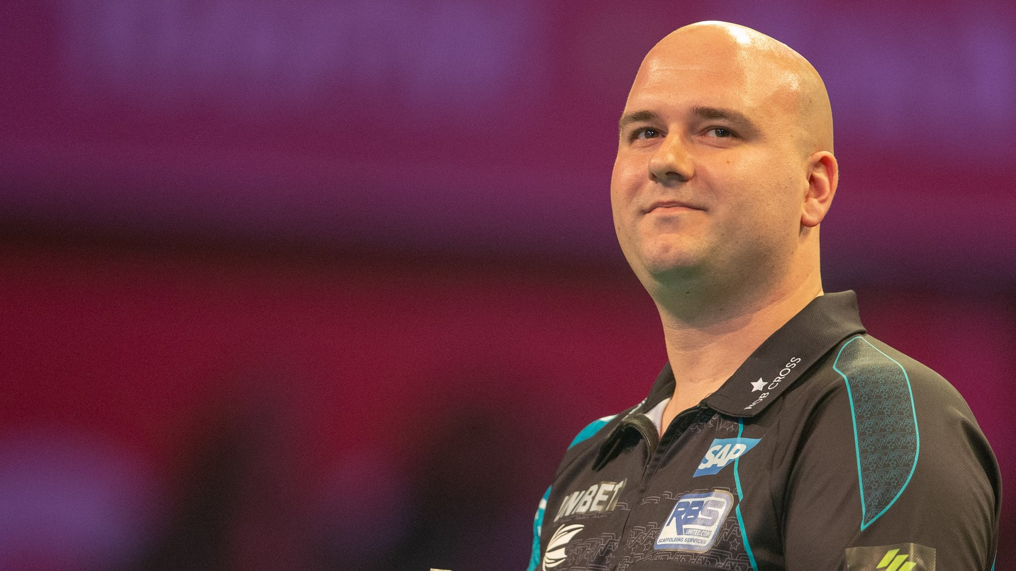 Premier League Darts: Rob Cross tops table after Berlin victory